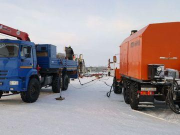 Глушение скважин в Перми