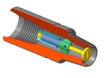 Муфта-клапаны для колонн НКТ