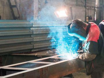 Услуги сварки металлоконструкций