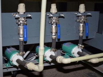 Оборудование для закачки химреагентов