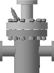 Устройство ввод реагента в трубопроводе